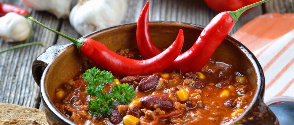 chili con carne, Shutterstock 87498127