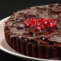 Cokoladni mak tart