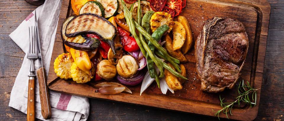 povrce, rostilj, zar, Shutterstock 219734839
