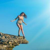 strah, odustajanje, hrabrost, Shutterstock 145778774