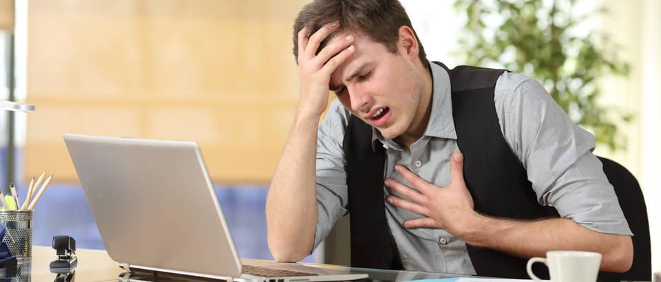 napad panike, Shutterstock 403781344