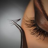 trepavice, umjetne trepavice, Shutterstock 143078638