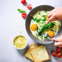 Doručak, jaja, obrok