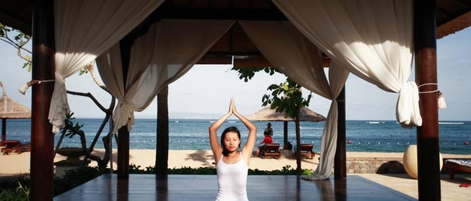 joga na otvorenom