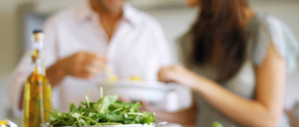 Zdrava hrana, povrce, rajcice