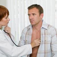 pregled, srce, otkucaji srca, bolnica