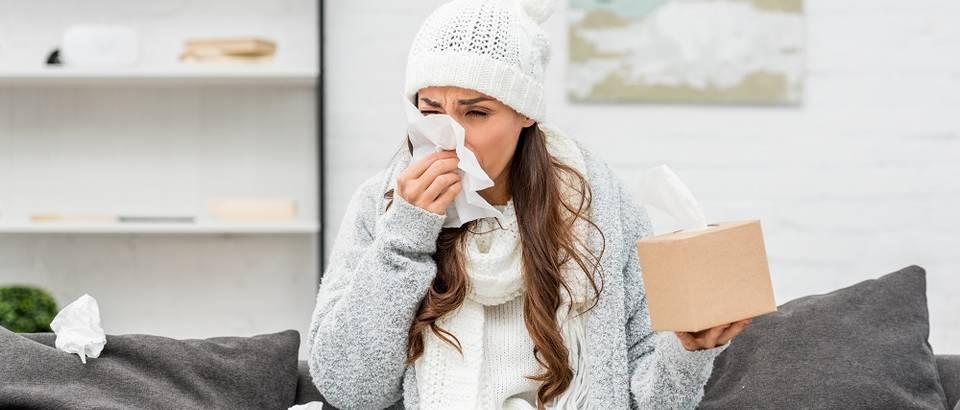 Saznajte kako što prije preboljeti prehladu  SNUP