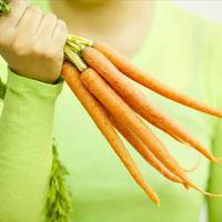 Povrce, mrkva, zdrava hrana