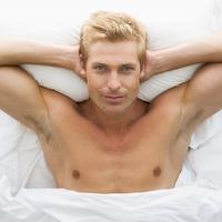 Muskarac, krevet, seks