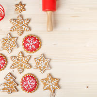 Božićni kolači shutterstock