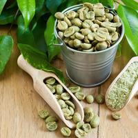 zelena kava, Shutterstock 193352312
