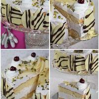 Parfe torta od visanja i banana
