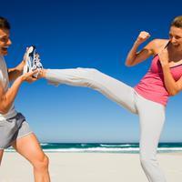 trening, kickboks, vjezbanje, fitness