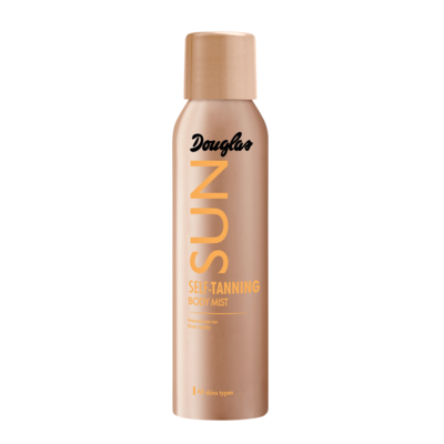 Douglas Sun Self Tanning Body Mist (150 ml), sprej za tijelo za samotamnjenje, 99,90 kn