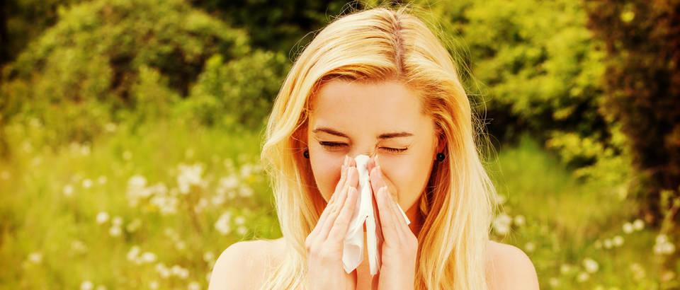 alergije, šmrcanje