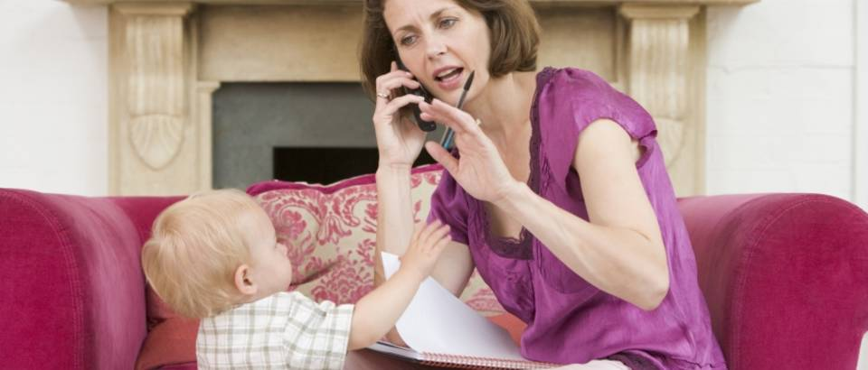 Roditelj, prezaposlenost