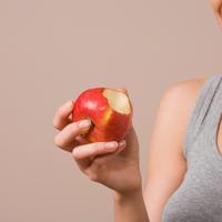 Dijeta, mrsavljenje, jabuka