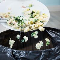 bacanje hrane, Shutterstock 639120259