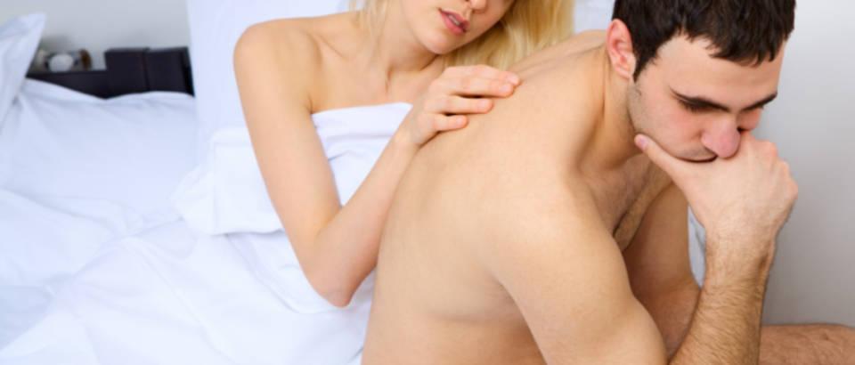 Problemi u krevetu, impotencija, seks
