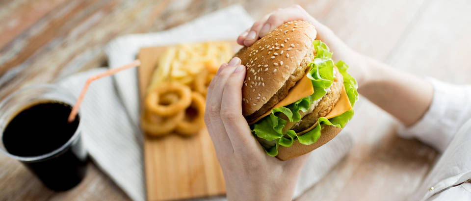 hamburger, Shutterstock 288575594