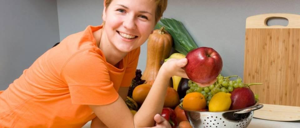 hrana zdrava voce