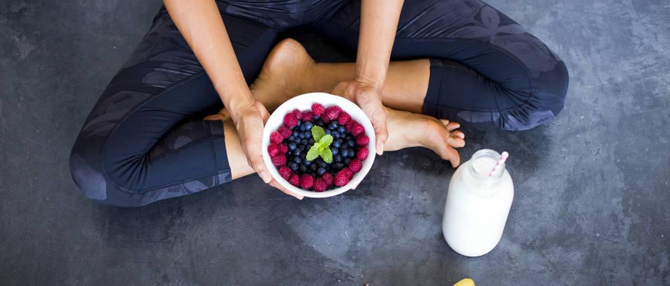 hrana trening Shutterstock 311457698