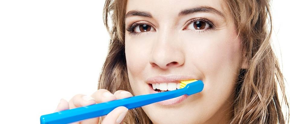 Toothbrush blue 2