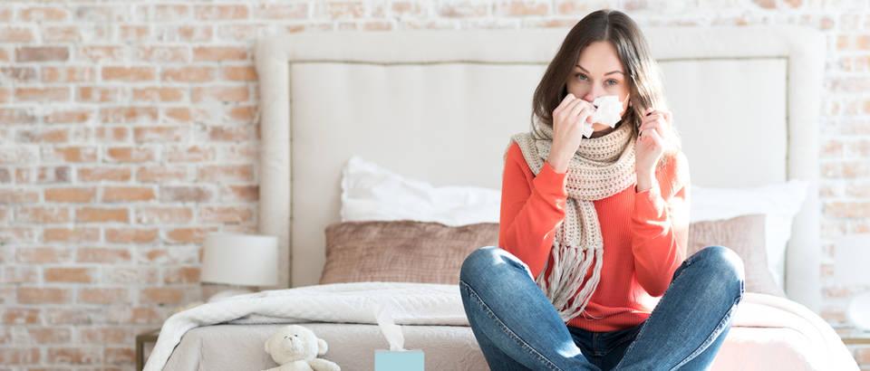 prehlada
