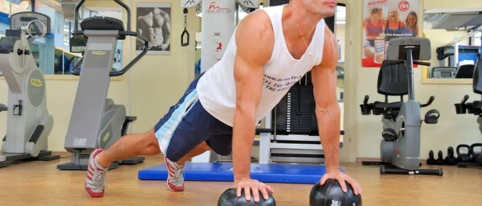 dream gym, tomislav dolusic, sklek
