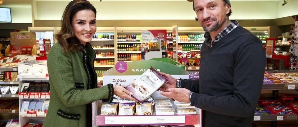 Proizvodi bez glutena Il pane di Anna na Crodux benzinskim servisima (.....
