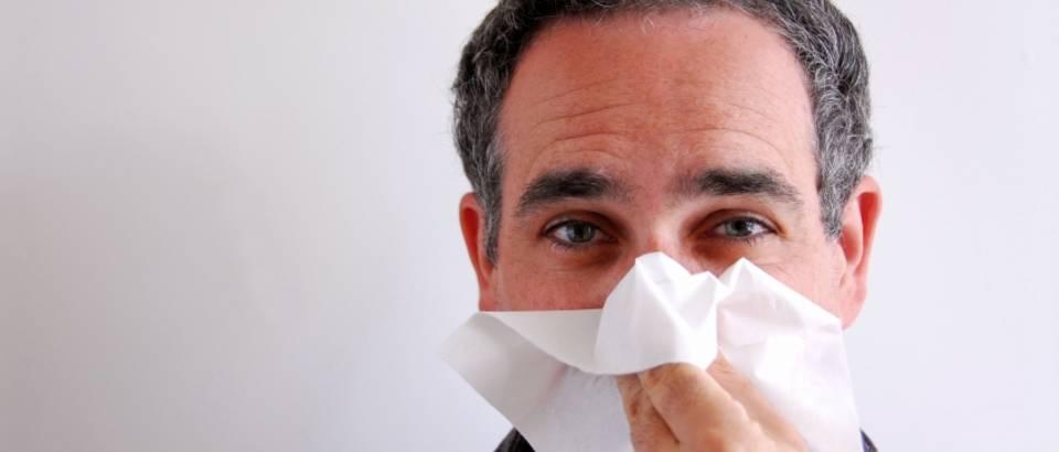 Alergija, prehlada