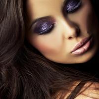 makeup lijepa zena