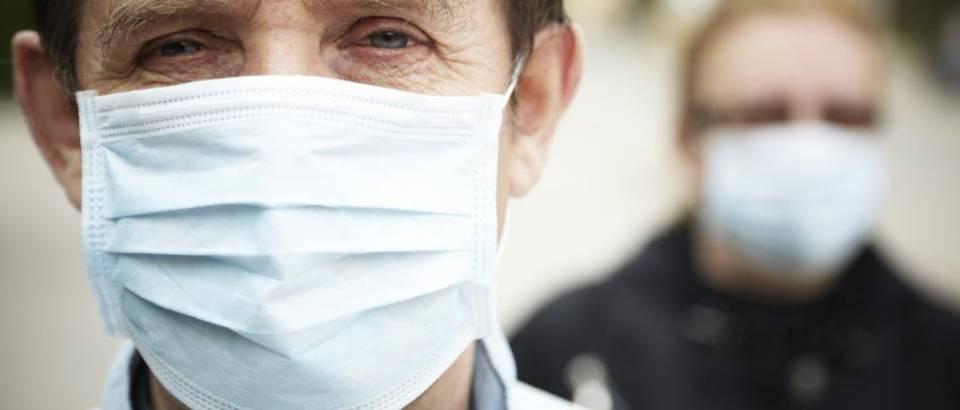 Gripa, prehlada, maska