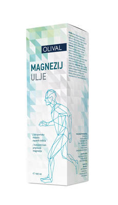 Olival magnezij ulje