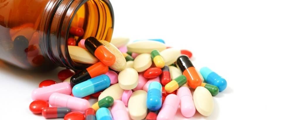 Antibiotik, tableta, lijek