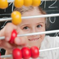 dijete uci, skola, matematika, Shutterstock 54289693