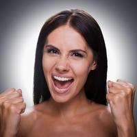 ljutnja, lijepa zena, Shutterstock 302492672