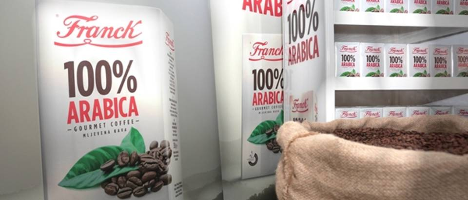 franck arabica