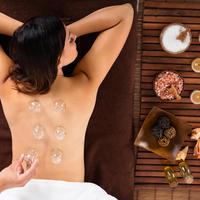 Cupping terapija, masaža, shutterstock