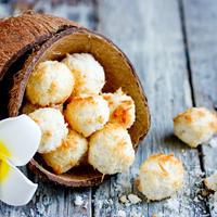 kokos poljupci