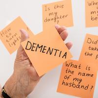 Demencija pamćenje