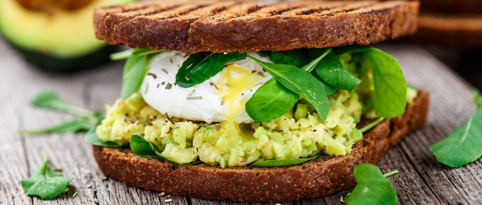 sendvic s jajima, Shutterstock 270772748