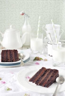 ana surac, cokoladna torta