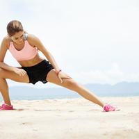 Vježbanje plaža