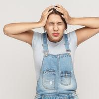 glavobolja, stres, Shutterstock 729936889