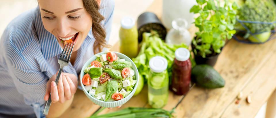 rezanje kalorija, zdrava prehrana