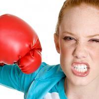 zena-boks-ljutnja-ljut-vjezba-stres
