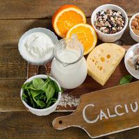 kalcij, namirnice, Shutterstock 371429863