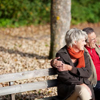 Stariji par, Shutterstock 140917171