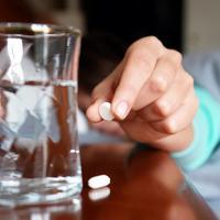 aspirin, casa vode